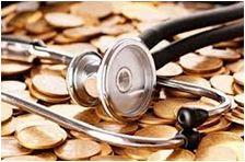 La salud, cosa de financieros